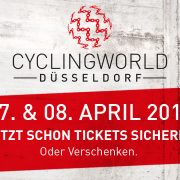 Logo zur Cyclingworld 2018